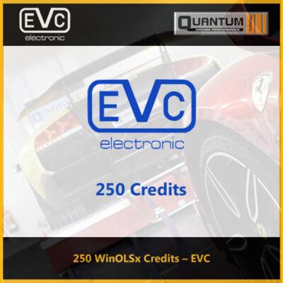 250 EVC WinOLSx Tuning Files Credits